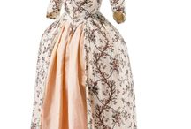 18th: Robe a l'anglaise
