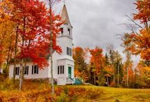 New England Fall Foliage Trip