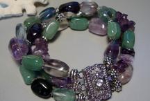 Jewelry-Bracelets / by Dawn Reiner