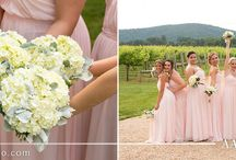 Bridesmaids Dresses | Aaron Watson Photography / Ideas for bridesmaids dresses from Aaron Watson Photography, named one of the best wedding photographers in Charlottesville, Va.