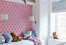 Детские комнаты дизайн
