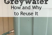 Greywater / The do's and don'ts of using greywater and how to actually use it to benefit you!