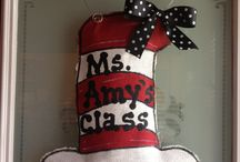 School decorations / Anything and everything