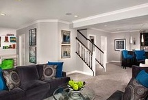 Basement ideas / by Alyson Grossman
