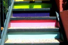 Stairways / by Lydia Billman