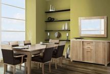 Contemporary Dining Room Ideas / Give your home a modern twist with our collection of contemporary dining room furniture