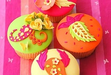 Mod cupcakes