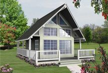 tiny houses / by Chance Varner