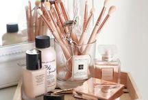 Makeup stash