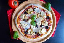 pizzas - croque-monsieur