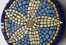 Garten Mosaik