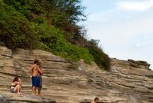cliff jumper Oahu
