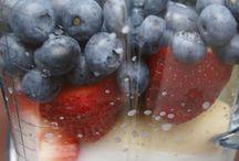 Summer Yum Yums / Summer goodies that won't put a damper in your pockets / by Jasmine Hughes