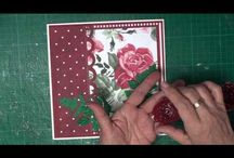 Want2Scrap Video Tutorials / Want2Scrap shares Video DIY & Tutorials using our bling, chipboard, charms, die cuts, ribbons and more.