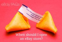 eBay FAQs / by Suzanne A. Wells