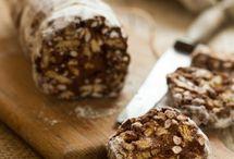 Κορμοί με μπισκότα & Swiss rolls