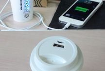Powerbanks- USB