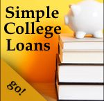 """EASY COLLEGE LOANS http://asuccessfulstudent.info / """"EASY"""" COLLEGE LOAN  • Easy online application with instant credit decision  • 24/7 online account status and management  • Electronic school certifications and disbursements  • Self certification with required school certification before loan disbursement • 1% interest rate reduction once 10% of the principal is repaid during the full repayment period  • Cosigner release after 24 consecutive on-time principal + interest payments  • Borrow as little as $2,000 or as much as $30,000 per year  • No pre-payment penalty  • 30 day no-fee return policy  Http://asuccessfulstudent.info"""