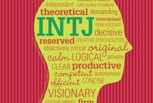 INTJ 'The Mastermind' + Type 3 + The Reformer