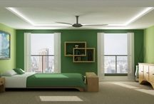 bedroom design / by Jessica Hill