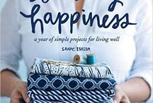 SEWING HAPPINESS / My book! Released April 19th, 2016