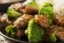 Légumes plus viande