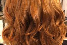 cabelo cobre curto