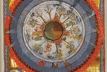 Visionary Art - Hildegard von Bingen