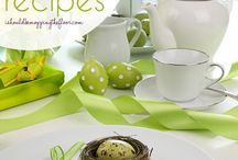 Easter Holiday Favorites {Recipes, Crafts, Decor} / by Yvonne Feld [TriedandTasty]