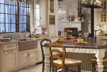 Kitchen Ideas / by Christina Clark