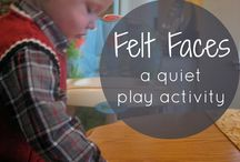 felt activities and crafts