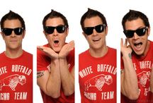 Johnny Knoxville. he is awesome!
