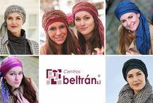 Pañuelos y sombreros oncológicos / Protege tu cabeza con los sombreros, pañuelos y gorros oncológicos para mujeres con cáncer o con alopecia