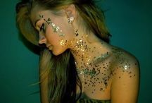 I like, glitter... / by Katelynn Davis