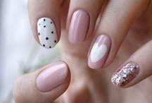 Nails wzorki