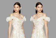 Vestidos de Noiva com Decote Ombro a Ombro / Off-the-Shoulder Wedding Gown
