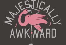 Awkward is my middle name