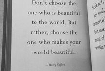 Life wisdoms