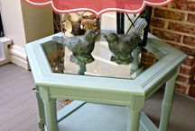 Panting furniture / by Cherrie Clarke