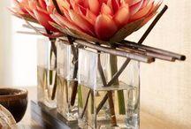 Ikebana- flowers