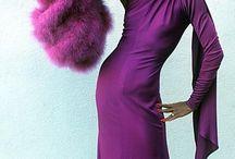 70's haute couture