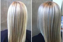 The Hair :)