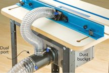 Dust collection system / by Douglas Gilpin