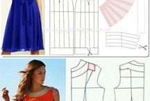 Sewing - Free Clothing Patterns & Ideas; Upcycling