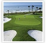 Fore! Best golf destinations.