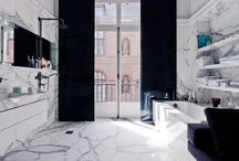 Interior - Bathroom / by Skinner Liu