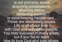 quotes / by Connie Arnold
