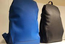 Minimal backpacks