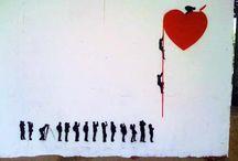 Street Art / by Bertha Cats