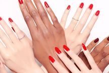 #NAILS Red Nails | Ongles Rouges
